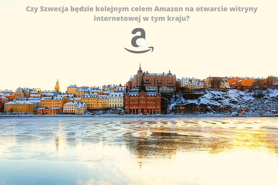 Amazon marketplace in Sweden